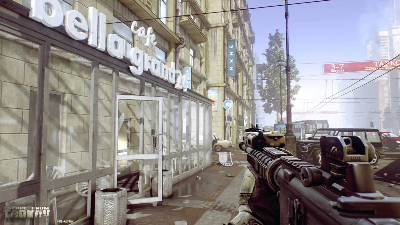 PC Graphics Settings For Escape From Tarkov Revealed