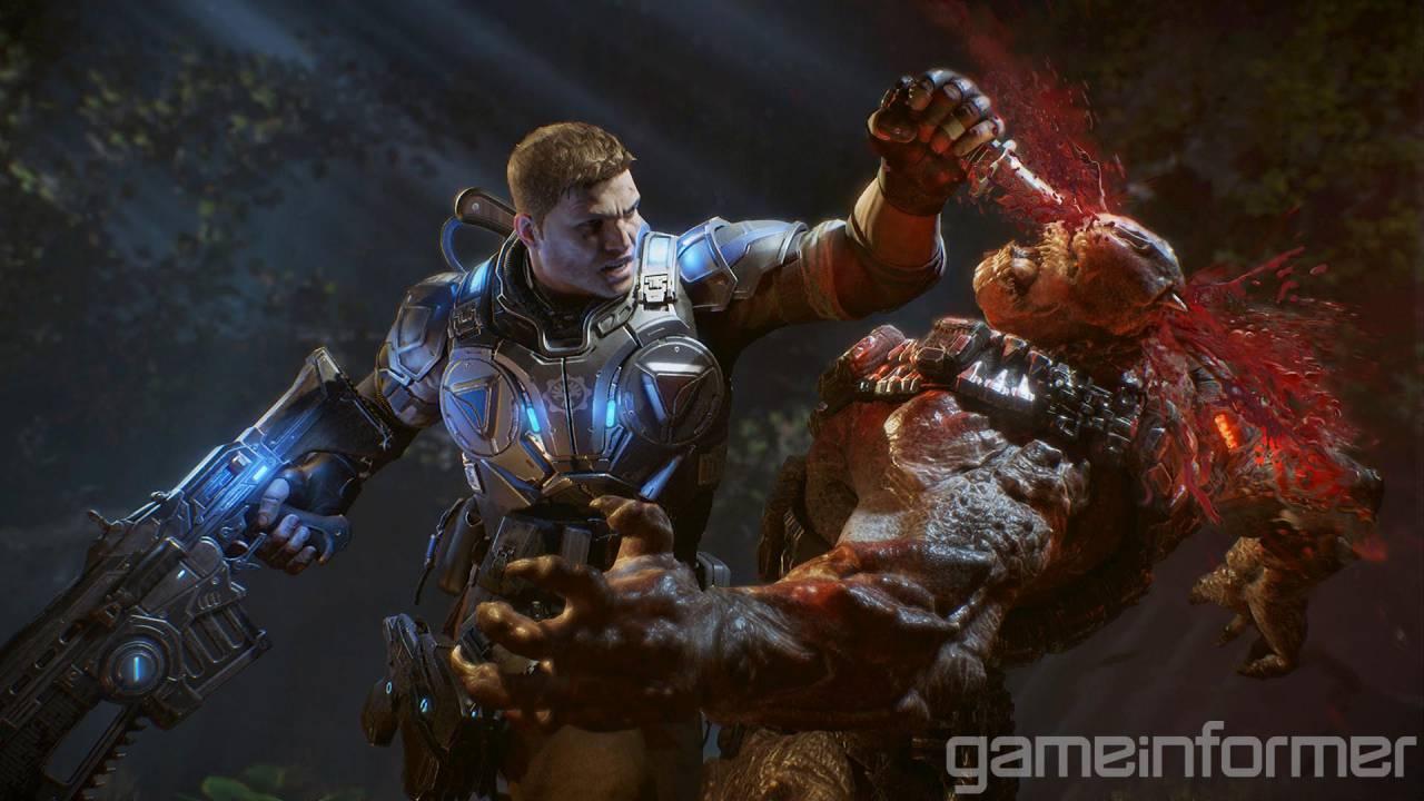 Gears Of War 4 Gets Stunning New Screenshots