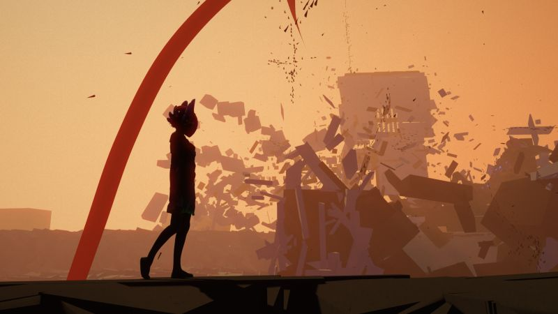 Bound PS4 Receives Fantastical New Trailer And Screenshots