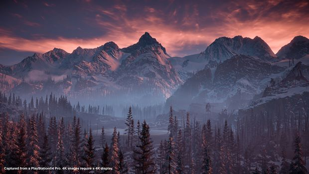 horizon zero dawn the frozen wildlands