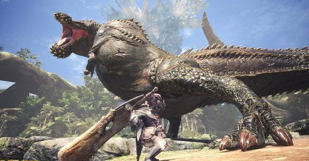 Monster hunter world - Deviljho