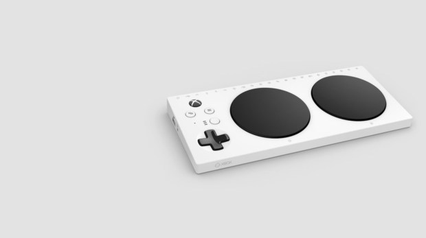 xbox one accessibility controller