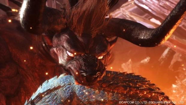Monster Hunter World Behemoth