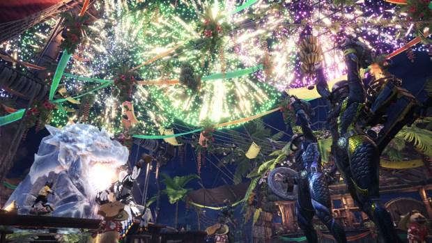 Monster Hunter World Summer Twilight Festival