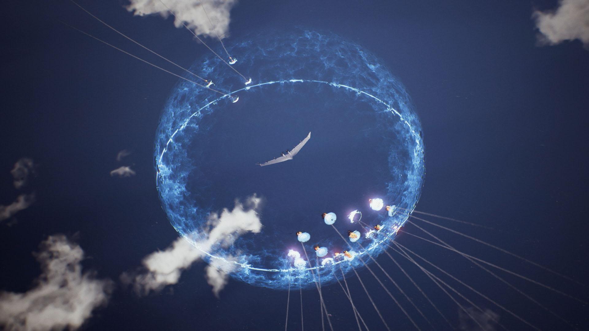 نتيجة بحث الصور عن ace combat 7 skies unknown gameplay