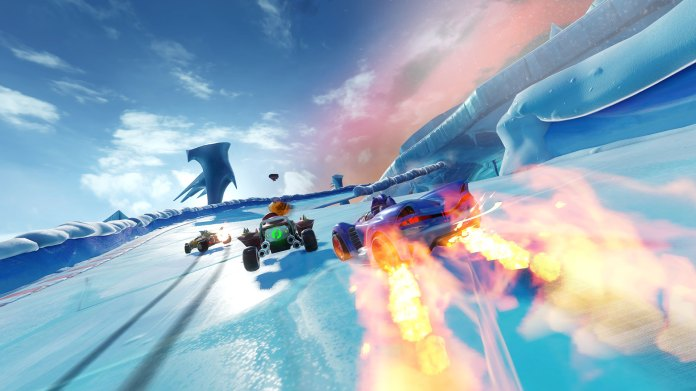 Image result for team sonic racing tracks