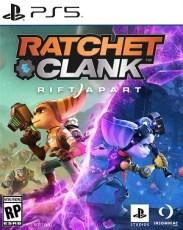 Ratchet and Clank: Rift Apart Box Art