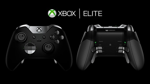 Xbox Elite Controller And Halo 5 Guardian Get Same Release