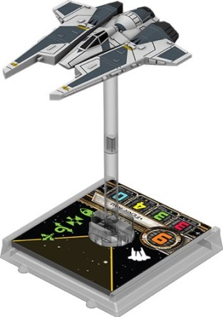 Star-Wars-X-Wing -Protectorate-Starfighter