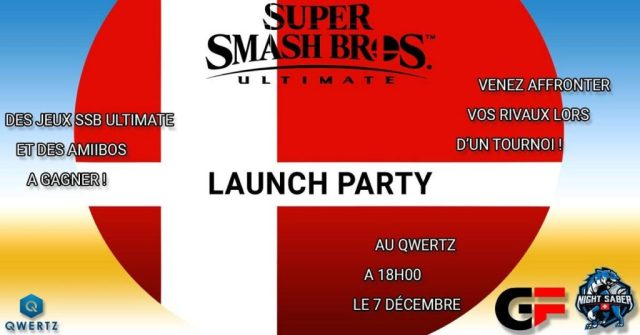 SSBU Launch Party