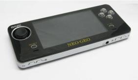 Das ist die NeoGeo-Handheld-Konsole. (Foto: Blaze)