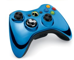 Chrom-Ausführung: Blau (Foto: Microsoft)