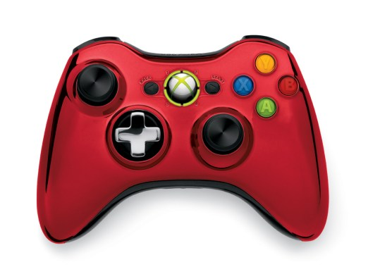 Chrom-Ausführung: Rot (Foto: Microsoft)