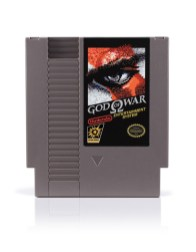 God of War fürs NES? (Foto: 72 Pins)