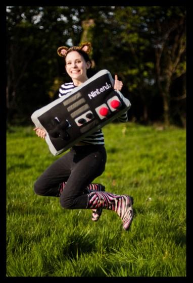 Das NES-Controller-Kissen. (Foto: feltsewgood.com)
