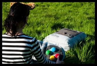 SNES als Kissen. (Foto: feltsewgood.com)