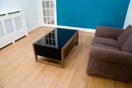 Der Tisch sieht aus wie ein....Tisch. (Foto: surface-tension.net)