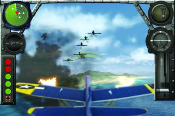 Das Spiel selbst ist Arcade-Ballerei der typischen Sorte. (Foto: CoolStuff)