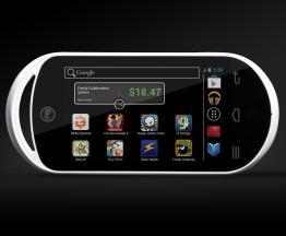 Die Handheld-Konsole von PlayMG (Foto: PlayMG)