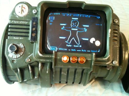 Der Pip-Boy 3000. (Foto: zachariahperry.com)