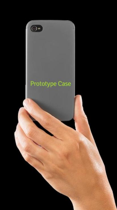 Schick sieht das Case auch aus. (Foto: getsensus.com)