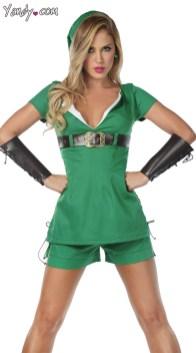 Das Zelda-Kostüm. (Foto: Yandy)