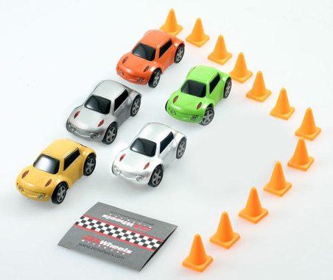Mehrere Modelle. (Foto: ThinkGeek)