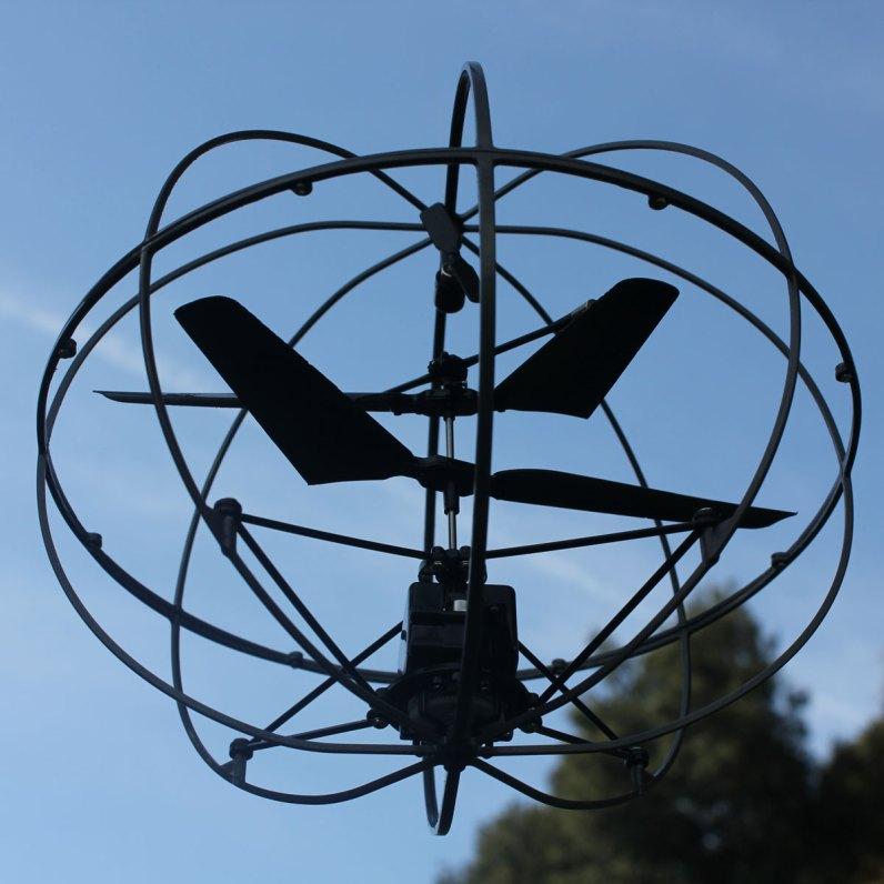 Ungewöhnlich, oder? (Foto: iHelicopters.net)