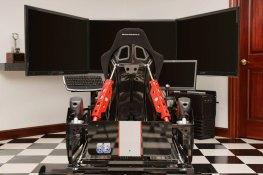 Der komplette Simulator für über 17.000 Dollar. (Foto: simxperience.com)