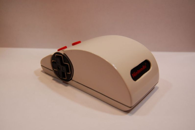 NES-Maus. (Foto: instructables.com)