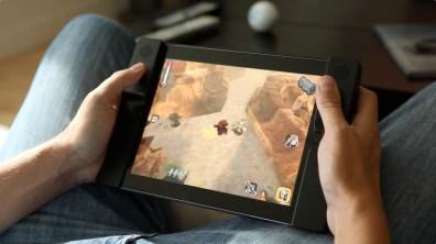 Audojo: Der Controller fürs iPad. (Foto: Kickstarter)