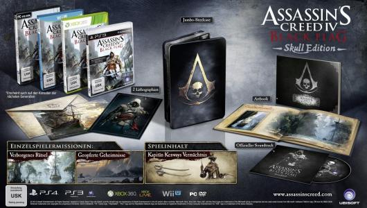 Diese Collector's Edition wird es wohl überall geben. (Foto: Ubisoft)