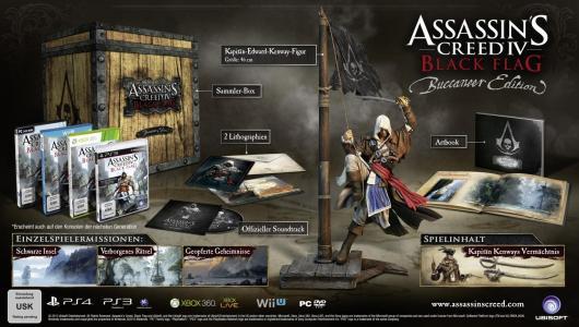 Diese Edition könnt ihr nur bei GameStop kaufen. (Foto: Ubisoft)