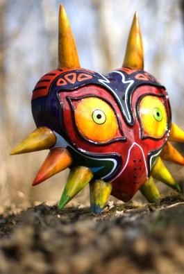Die Maske aus dem N64-Spiel. (Foto: Kickstarter)