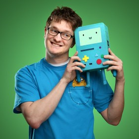 Der Adventure Time BMO Interactive Buddy (Foto: ThinkGeek)