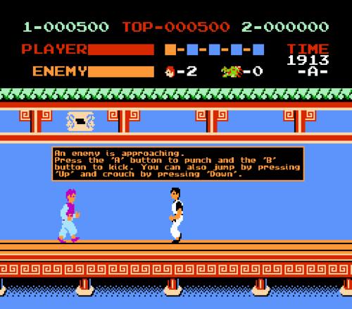 Moderne Elemente in alten Spielen. (Foto: huguesjohnson.tumblr.com)