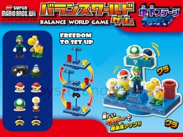 Das Balance World Game mit der Unterwelt. (Foto: Brando)