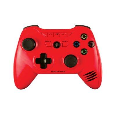 Das Mad Catz-Pad erscheint auch in rot (Foto: Mad Catz)