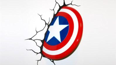 Captain America sucht seinen Schild... (Foto: 3dlightfx.com)