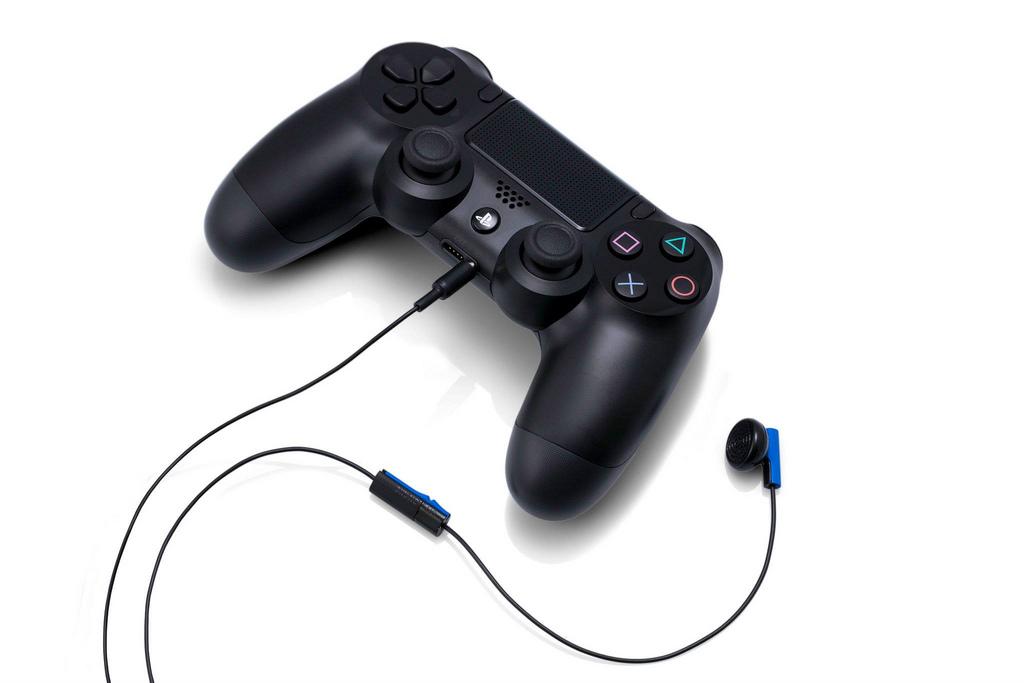 Controller mit Headseit. (Foto: Sony)