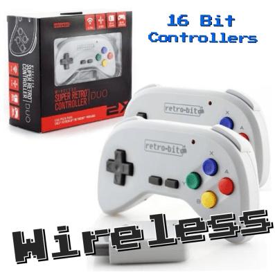 Retro-Bit SNES-Controller. (Foto: Retro-Bit)