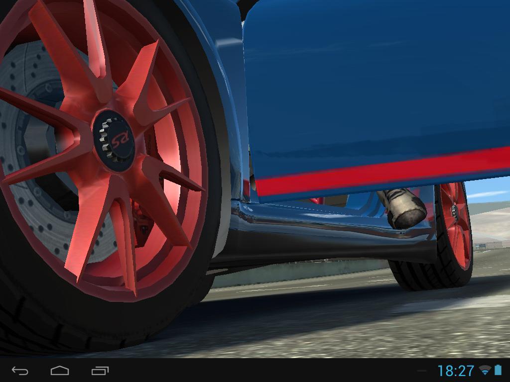 Real Racing 3. (Foto: GamingGadgets.de)
