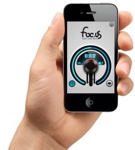 Die App. (Foto: foc.us)