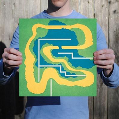 Super Mario Kart. (Foto: City Prints)