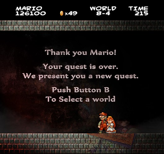 Super Mario Bros. in HD (Foto: jinndevil.tumblr.com