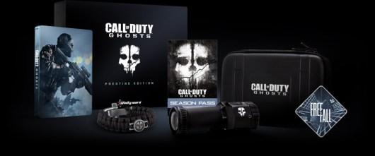 Die 200 Euro teure Prestige Edition. (Foto: Activision)