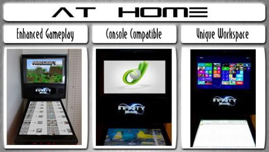 Auch andeere Anwendungen lassen sich auf dem System nutzen (Foto: Indiegogo)