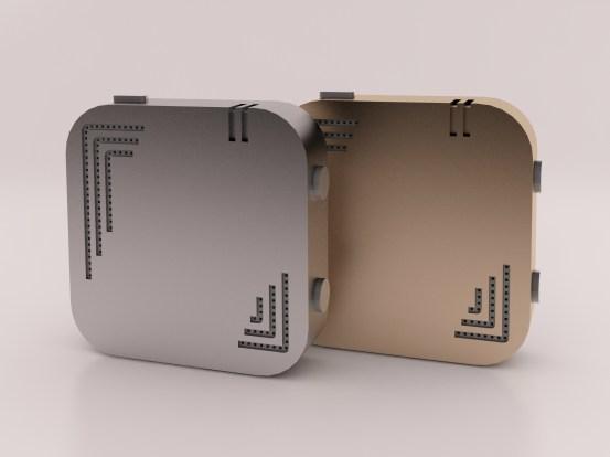Gegen Aufpreis gibt es Sigmo auch mit Alu-Hülle (Foto: Indiegogo)