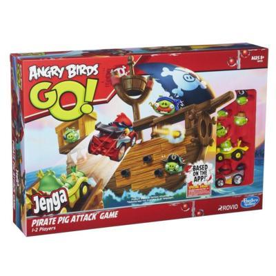 Jenga Pirate Pig Attack Game. (Foto: Hasbro)