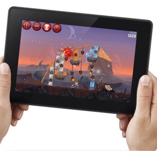Bei dem New Kinde Fire HD handelt es sich um eine kleinere Version des Kindle Fire HD 8.9 (Foto: Amazon.com)